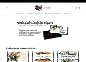 customcandybarwrapper.com