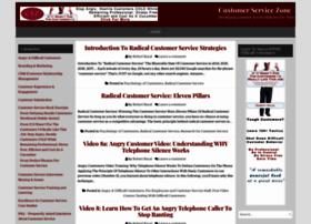 customerservicezone.com