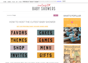cutest-baby-shower-ideas.com