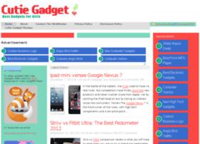 cutiegadget.com