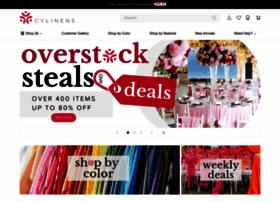 cvlinens.com