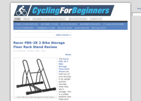 cyclingforbeginners.com