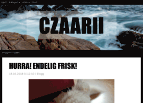 czaarii.blogg.no