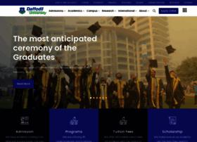 daffodilvarsity.edu.bd