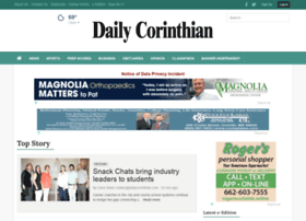 dailycorinthian.com
