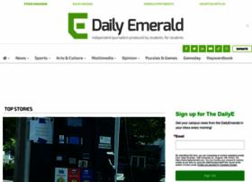 dailyemerald.com