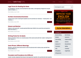 dailywritingtips.com