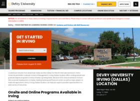 dal.devry.edu