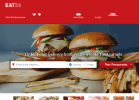 dallas.eat24hours.com