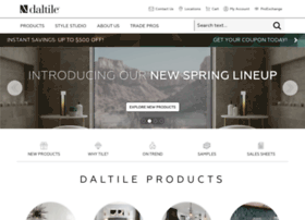 daltileproducts.com