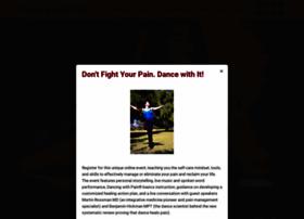 dancingwithpain.com
