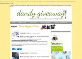 dandygiveaway.com