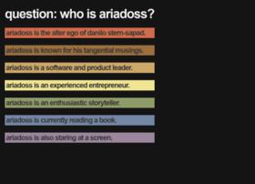danilo.ariadoss.com