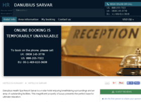 danubius-spa-hotel-sarvar.h-rez.com