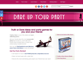 dare-up-your-party.com