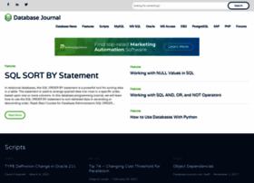 Databasejournal.com