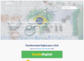 datasus.gov.br