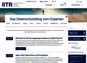 datenschutzbeauftragter-online.de