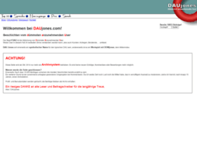 daujones.com
