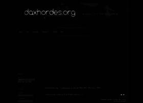daxhordes.org