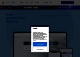 de.opera.com
