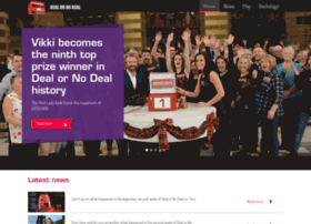 dealornodeal.co.uk