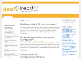 dealreader.de