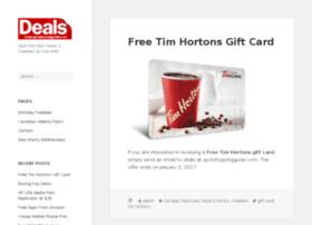 Deals.spotshoppingguide.com