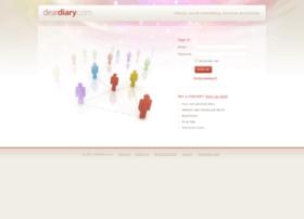 deardiary.com