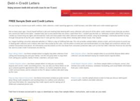 debt-n-credit-letters.com