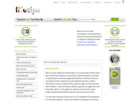 Debtconsolidation.lifetips.com