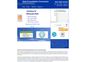 debtconsolidationconnection.com