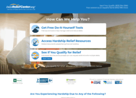 debtreliefcenter.org