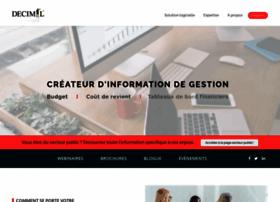 decimaltechnologies.com