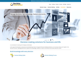 decision-making-solutions.com