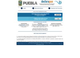 Declarapue.puebla.gob.mx