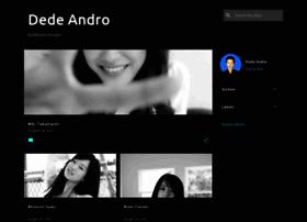 dedeandro.blogspot.com