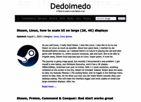dedoimedo.com