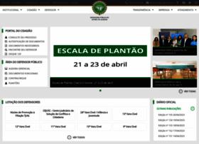 defensoria.al.gov.br