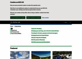 defra.gov.uk