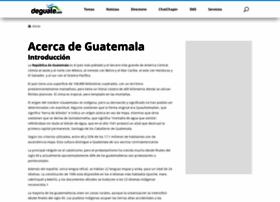 deguate.com