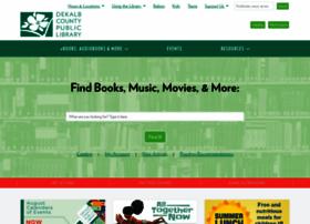dekalblibrary.org