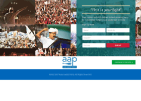 Delhi.aamaadmiparty.org