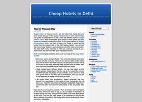 delhicheaphotels.wordpress.com