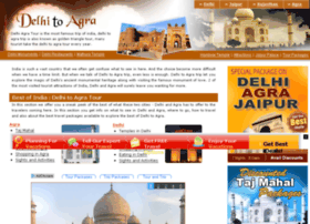 Delhitoagra.com