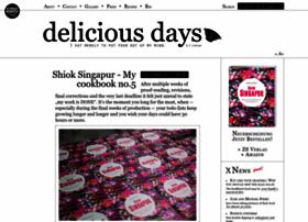 deliciousdays.com