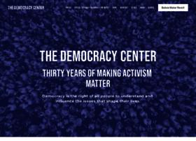 democracyctr.org