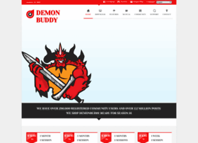 demonbuddy.com