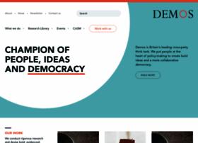 demos.co.uk