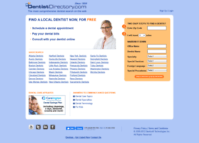 dentistdirectory.com
